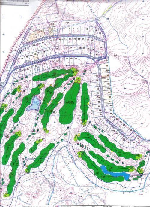 Plots on the New Golf Course - Puerto del Carmen