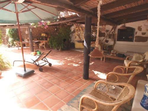 Amazing finca with sea views in Macher for sale