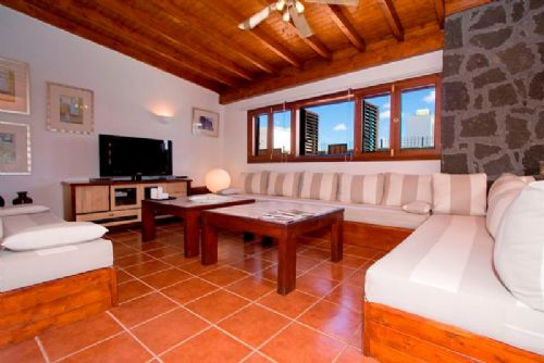 5 Bedroom Villa with Private Pool - Playa Blanca