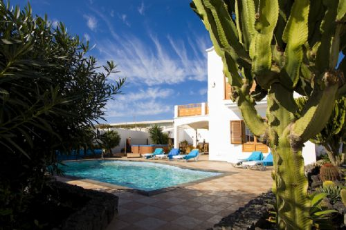 4 Bedroom Villa with Pool - Puerto del Carmen