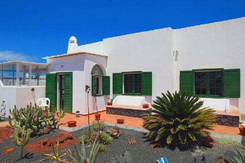 Bungalow with 3 bedrooms - Playa Blanca