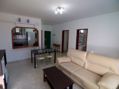 2 bedroom apartment with garden Puerto del Carmen