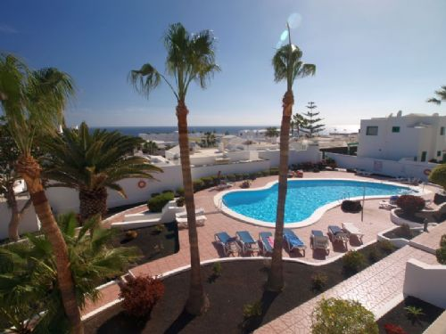 Apartment with great sea views Puerto del Carmen