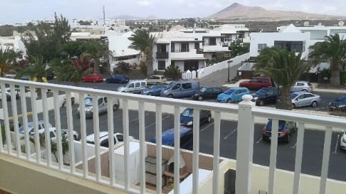 First floor duplex in Costa Teguise for sale