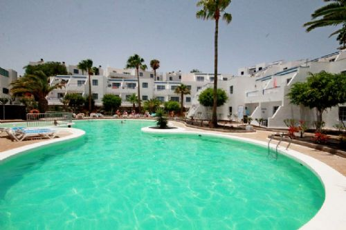 1 bed apartment with sea views, Puerto del Carmen