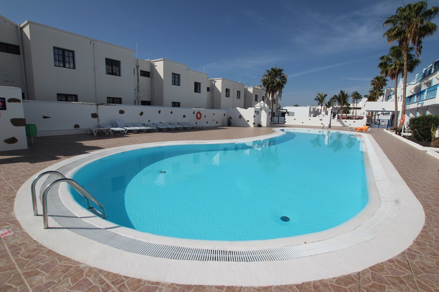 Brand new renovated 1 bedroom apartment in central Puerto del Carmen