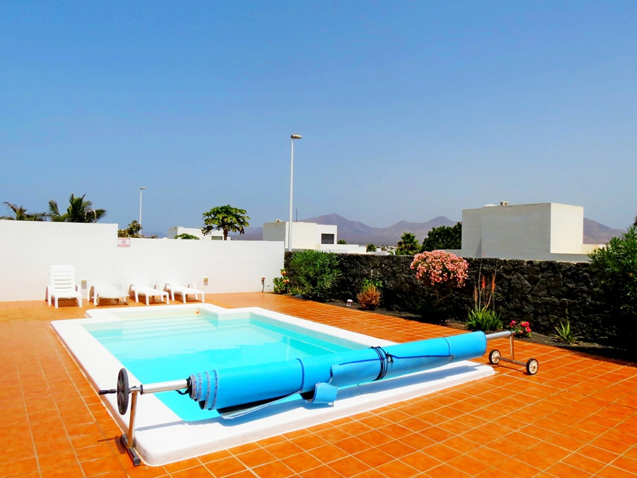 5 bedroom property with private pool in Montaña Roja