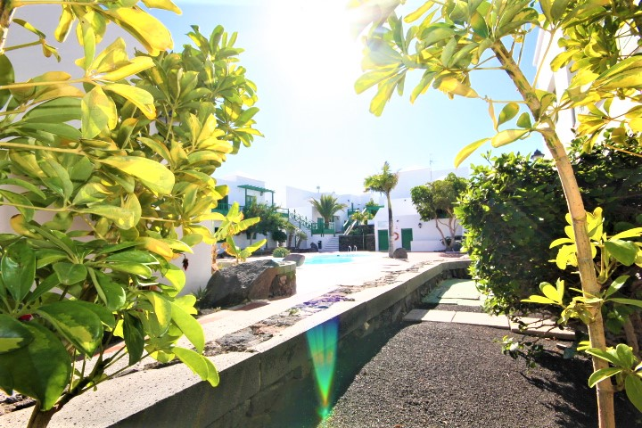 Fully refurbished 2 bedroom apartment for sale in Costa Teguise