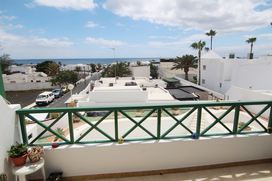 1 bedroom apartment with panoramic sea views in Puerto del Carmen