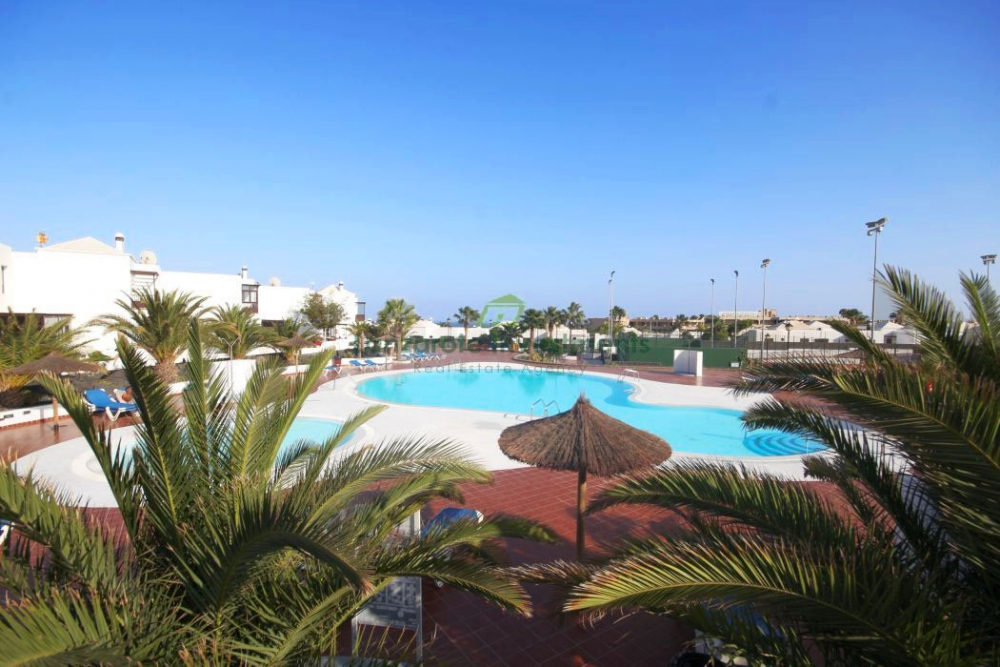 Excellent 3 Bedroom Villa on a Complex in Costa Teguise