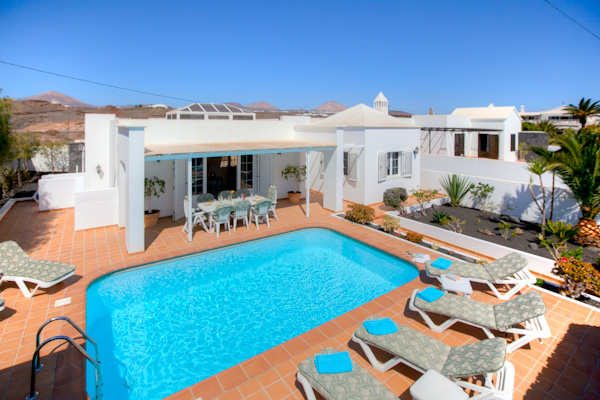 Marvellous 5 bedroom detached villa for sale in Los Mojones