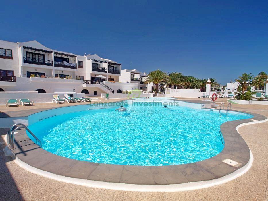 2 Bedroom apartment only 200m from the beach of Puerto Del Carmen