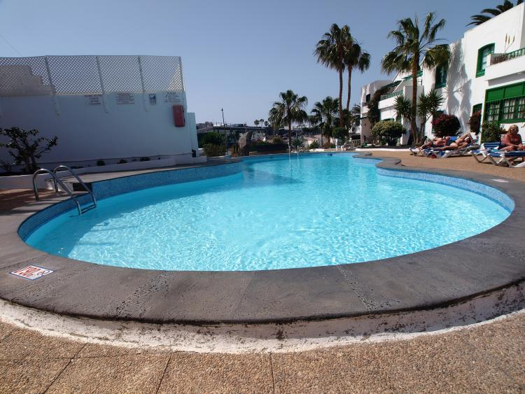 Stunning 2 bedroom apartment in a gated complex for sale in Puerto Del Carmen