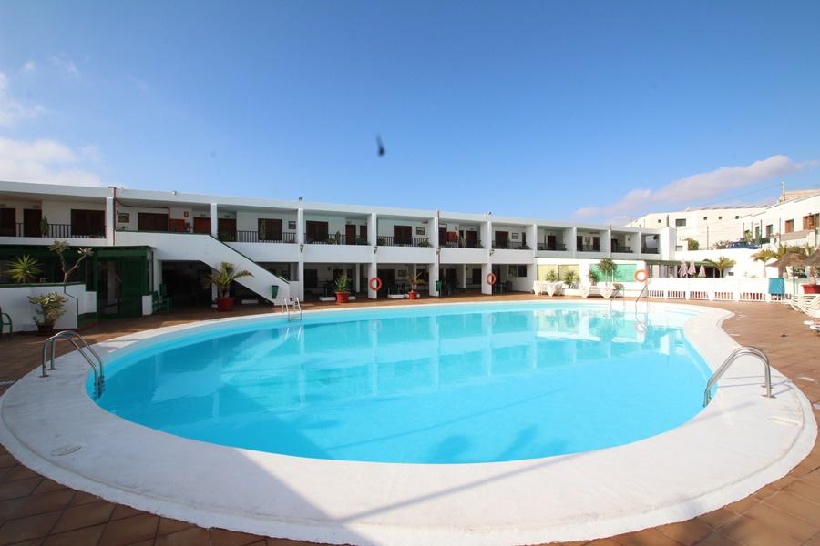 1 Bedroom apartment with stunning sea views in Puerto del Carmen