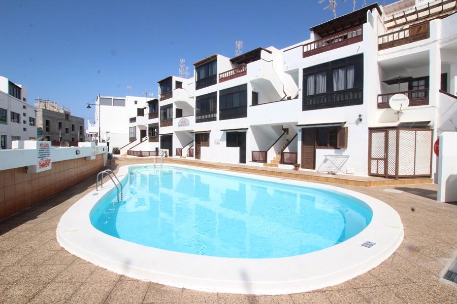 1 Bedroom apartment in the Old Town Harbour in Puerto del Carmen
