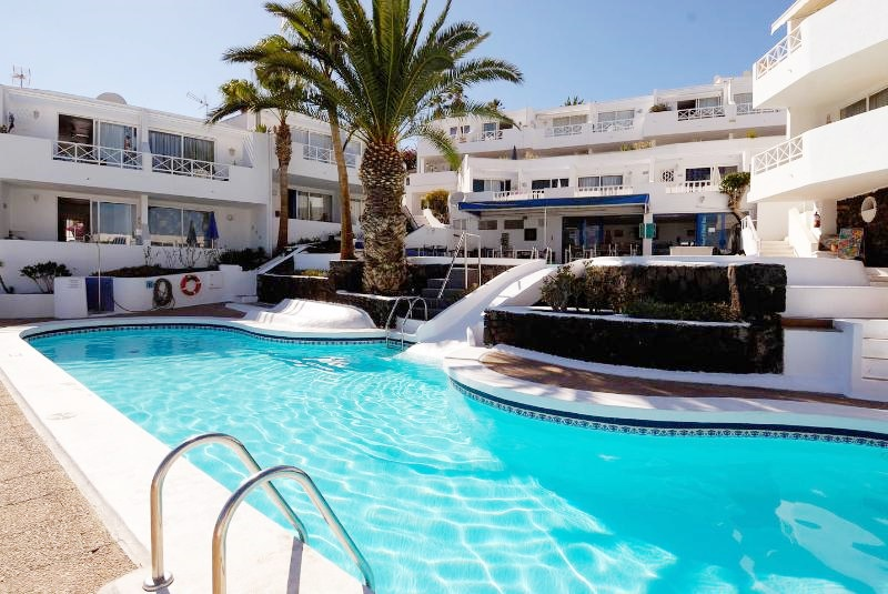 Lovely studio apartments with sea views in the Old Town of Puerto del Carmen