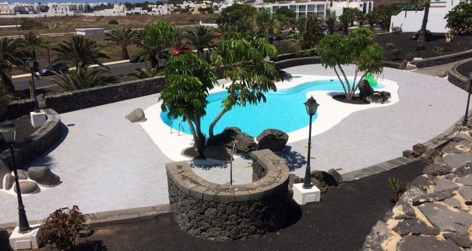 3 Bedroom apartment with large terrace in sought after area of Costa Teguise