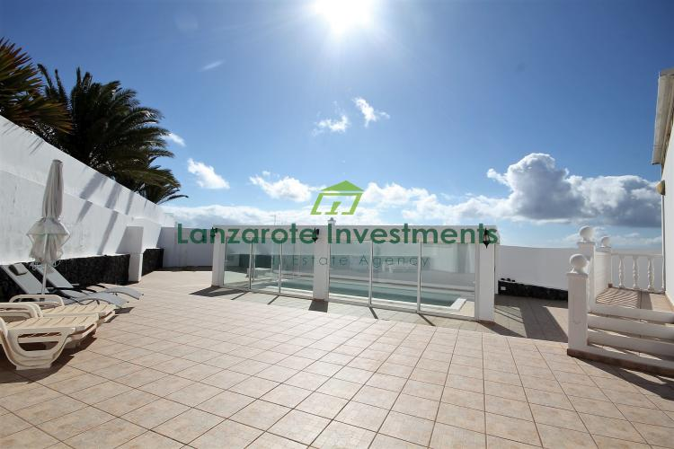 3 Bedroom Villa with Sea Views and Private Pool for Sale in Tias