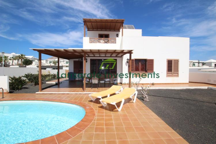 4 Bedroom Villa With Sea Views And Private Pool