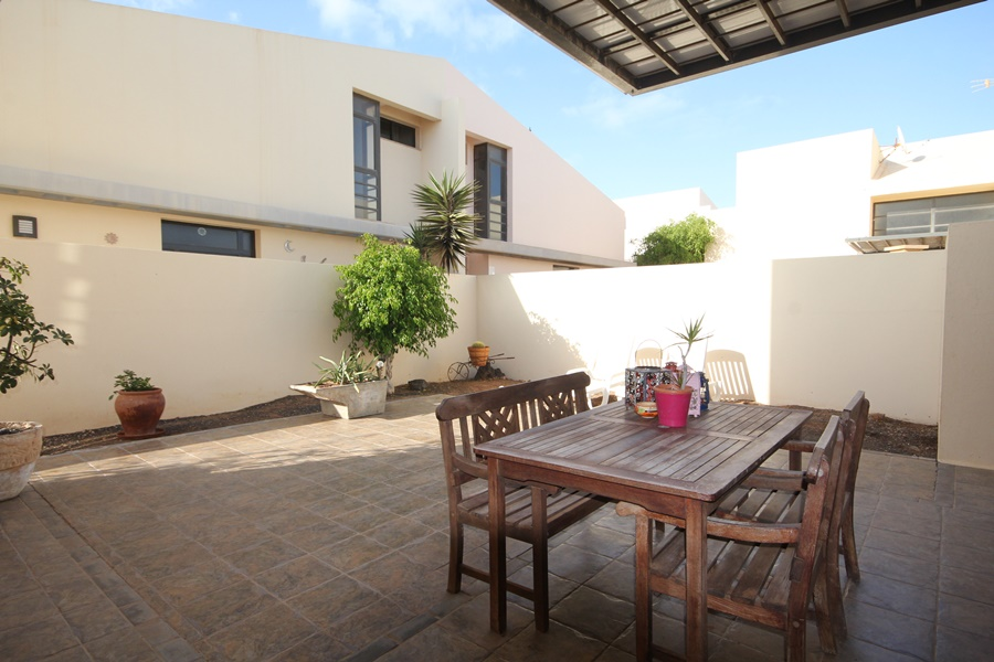 Duplex for sale in a quiet area of Costa Teguise