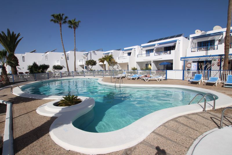 Fully refurbished 1 bedroom apartment with sea views in Puerto del Carmen