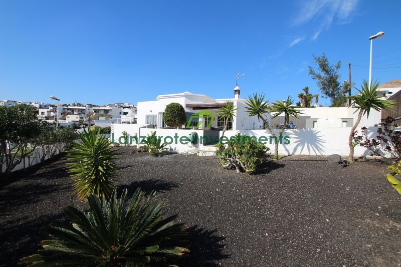 3 Bedroom 2 Bathroom Detached villa in an exclusive area of Tias