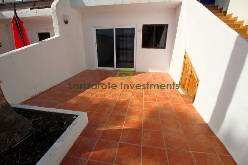 2 Bedroom Ground Floor Apartment in Puerto del Carmen