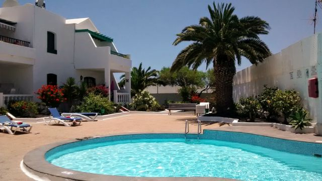 2 Bedroom apartment with panoramic Sea and Mountain views for sale in Puerto del Carmen
