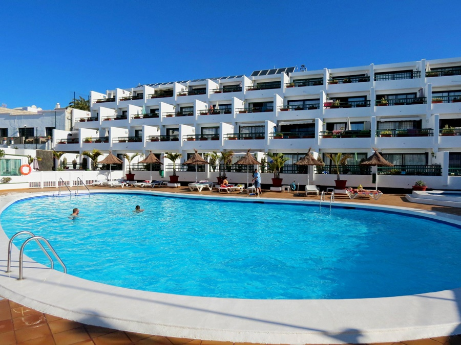 Exclusive! Immaculate fully refurbished 1 bedroom apartment in the Old Town Puerto del Carmen