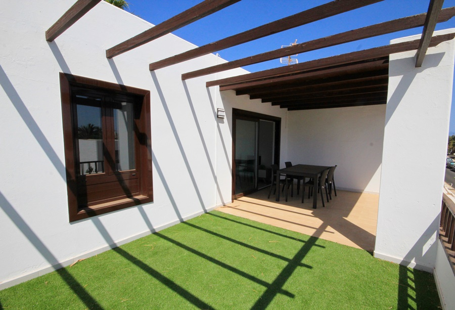 Perfectly located two bedroom apartment for sale in Costa Teguise