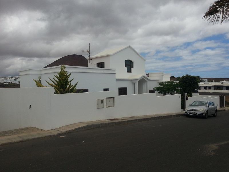 4 bedroom villa in Tahiche for sale