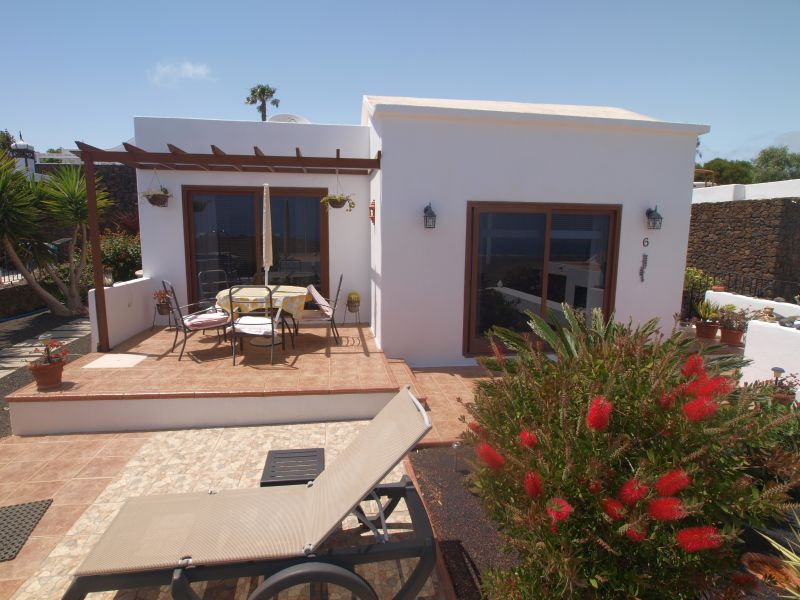 Beautiful detached villa with sea view in Tias for sale