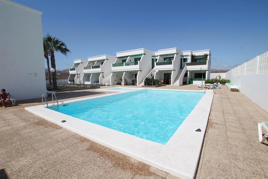Fully refurbished 1 bedroom top floor apartment in Los Pocillos, Puerto del Carmen
