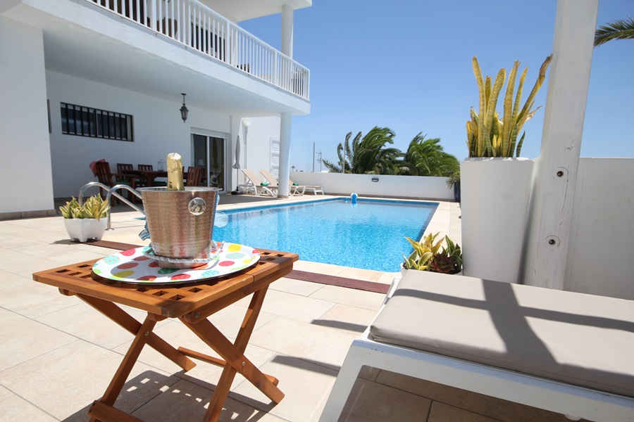 5 Bedroom house with spectacular sea views in La Concha