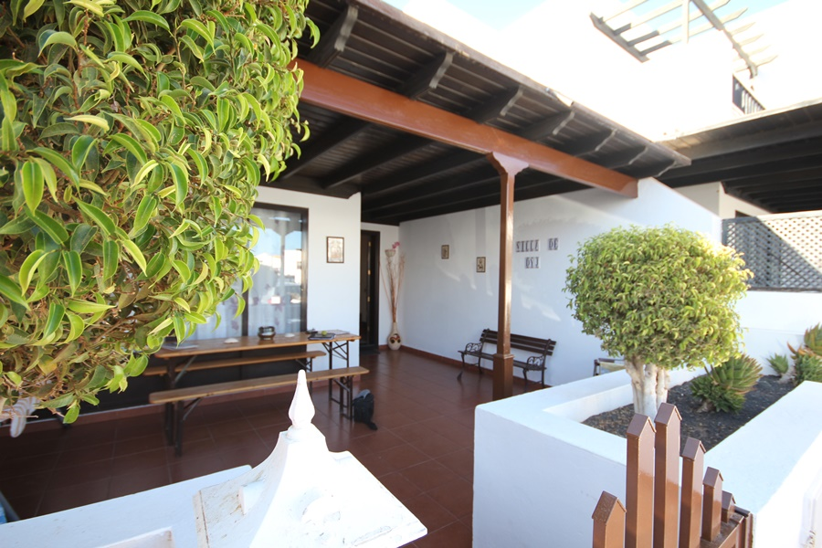 Duplex in a residential area of Costa Teguise