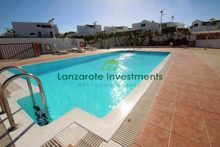 3 bedroom Duplex in a popular complex of Puerto Del Carmen