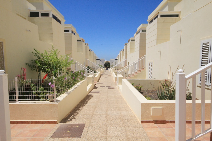 3 Bedroom 2 bathroom duplex for sale in Costa Teguise