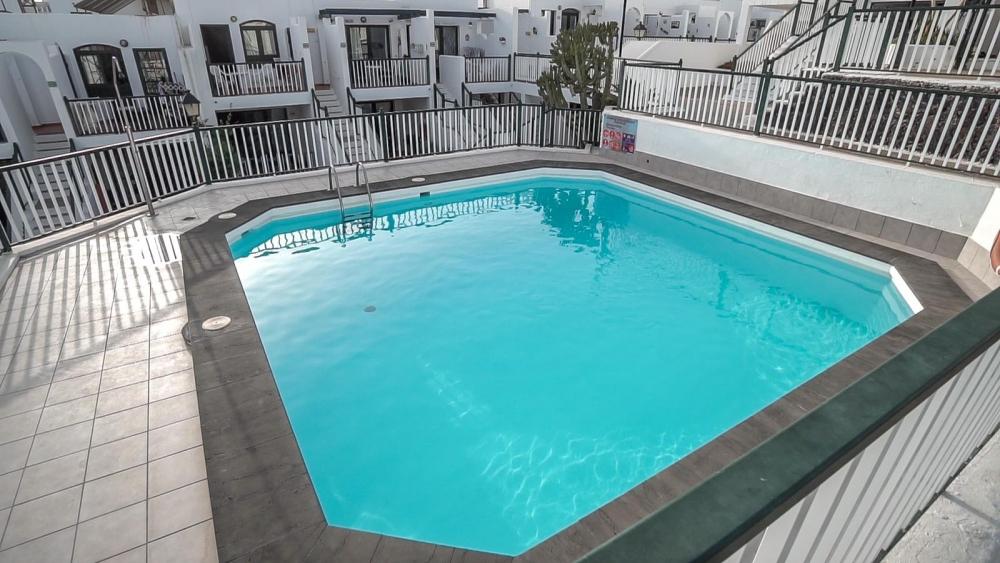 Fully refurbished top floor 1 bedroom apartment in Puerto del Carmen