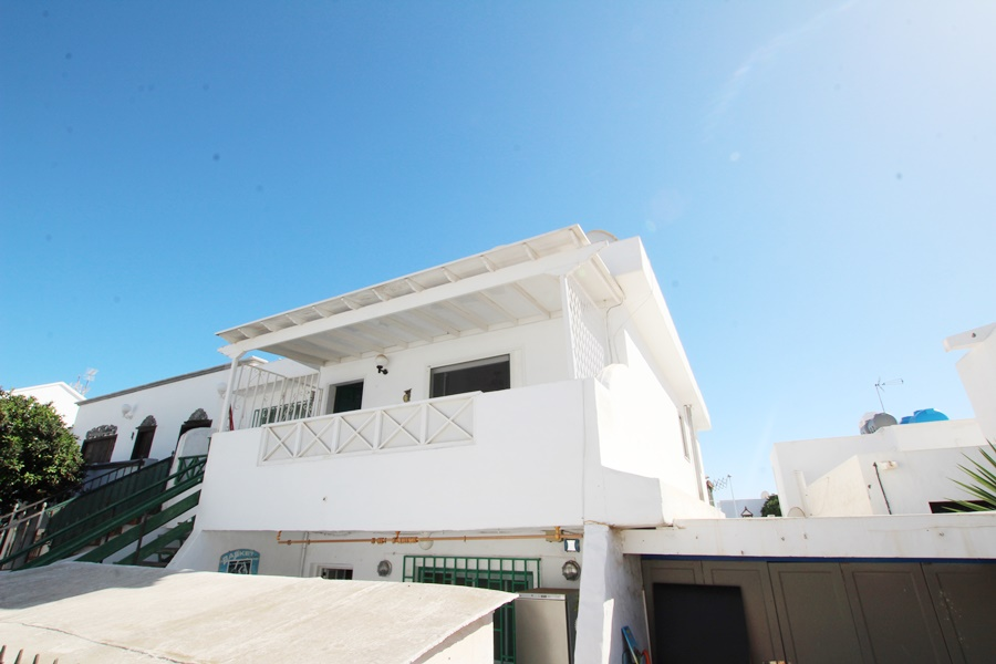 Upper floor apartment close to the beach in the Old Town, Puerto del Carmen