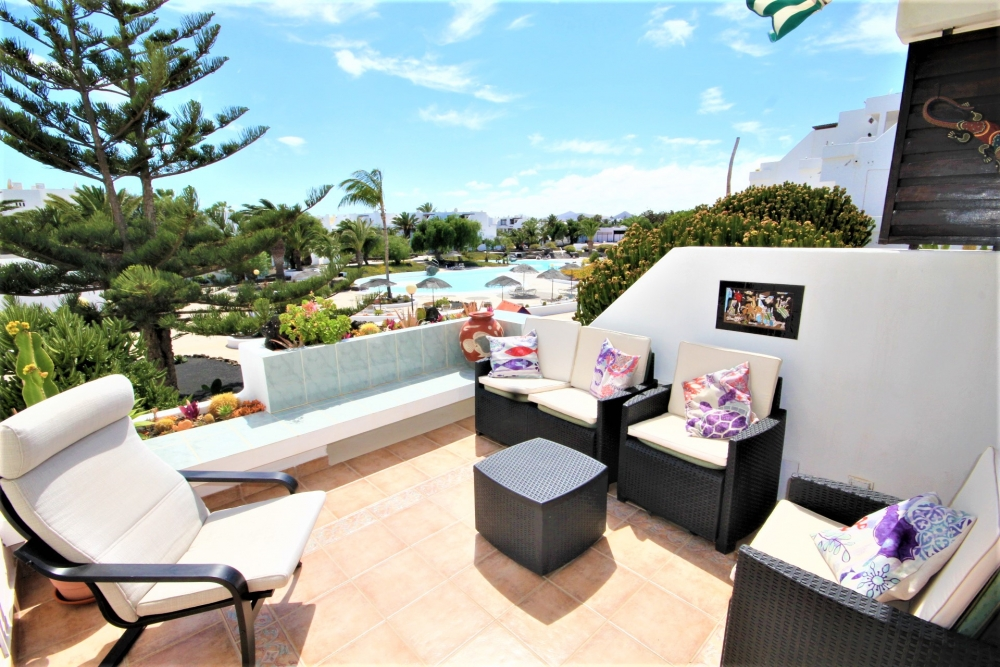 Studio Apartment Completely Refurbished For Sale in Los Molinos, Costa Teguise