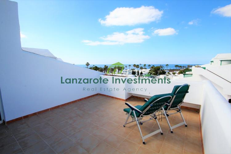 Stunning 2 Bedroom 2 Bathroom Penthouse with Sea Views.