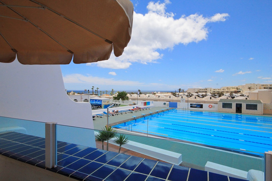Perfect one bedroom apartment close to the sea in Costa Teguise