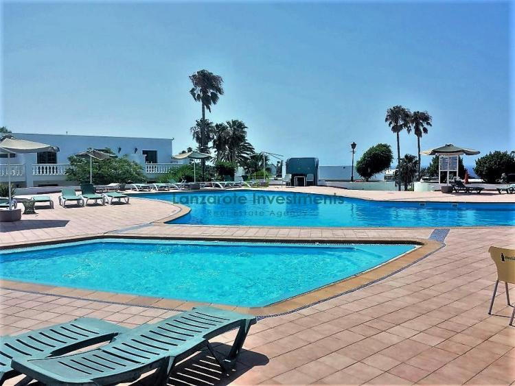 2 Bedroom apartment located in the old town of Puerto Del Carmen