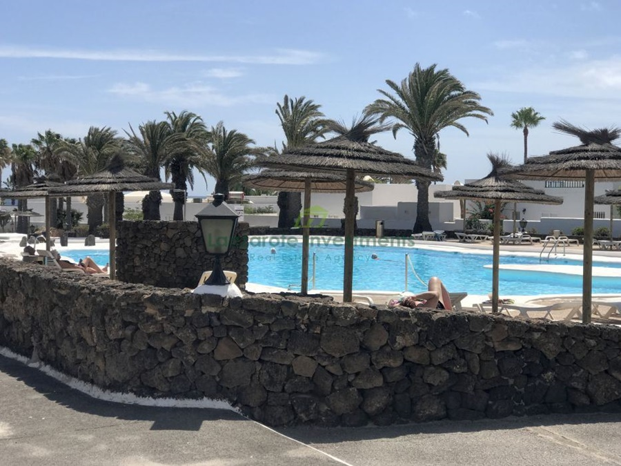 Rare Opportunity for a modernised apartment on Las Coronas , Costa Teguise