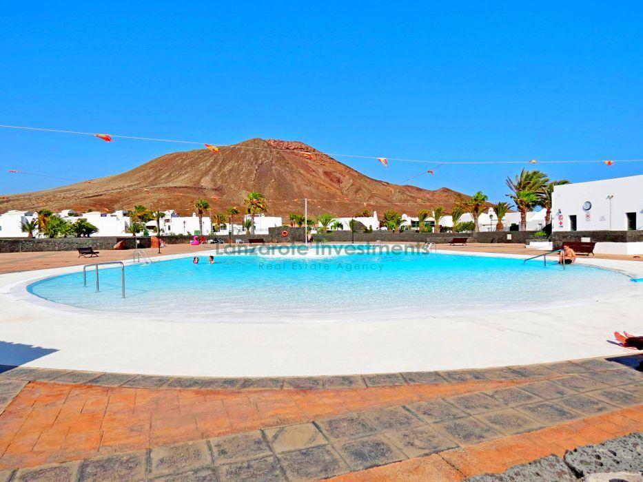 Unique Detached Villa in the South of Playa Blanca