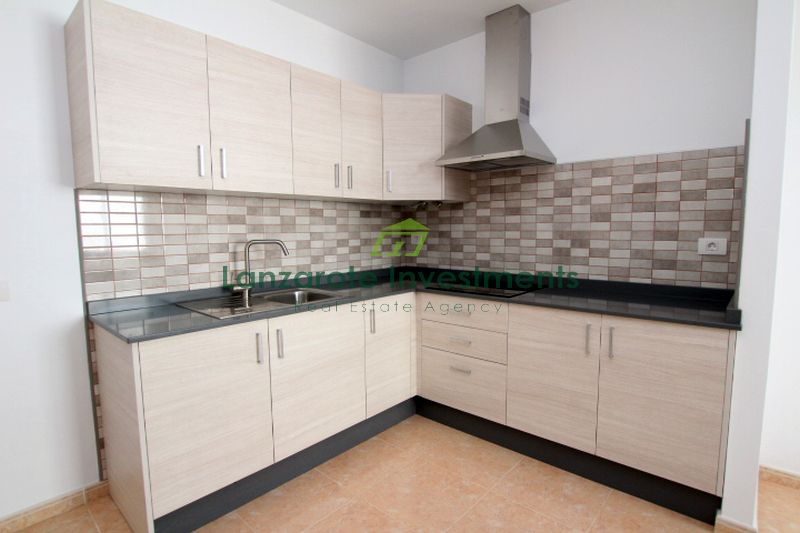Refurbished, Two Bedroom Apartment in Arrecife